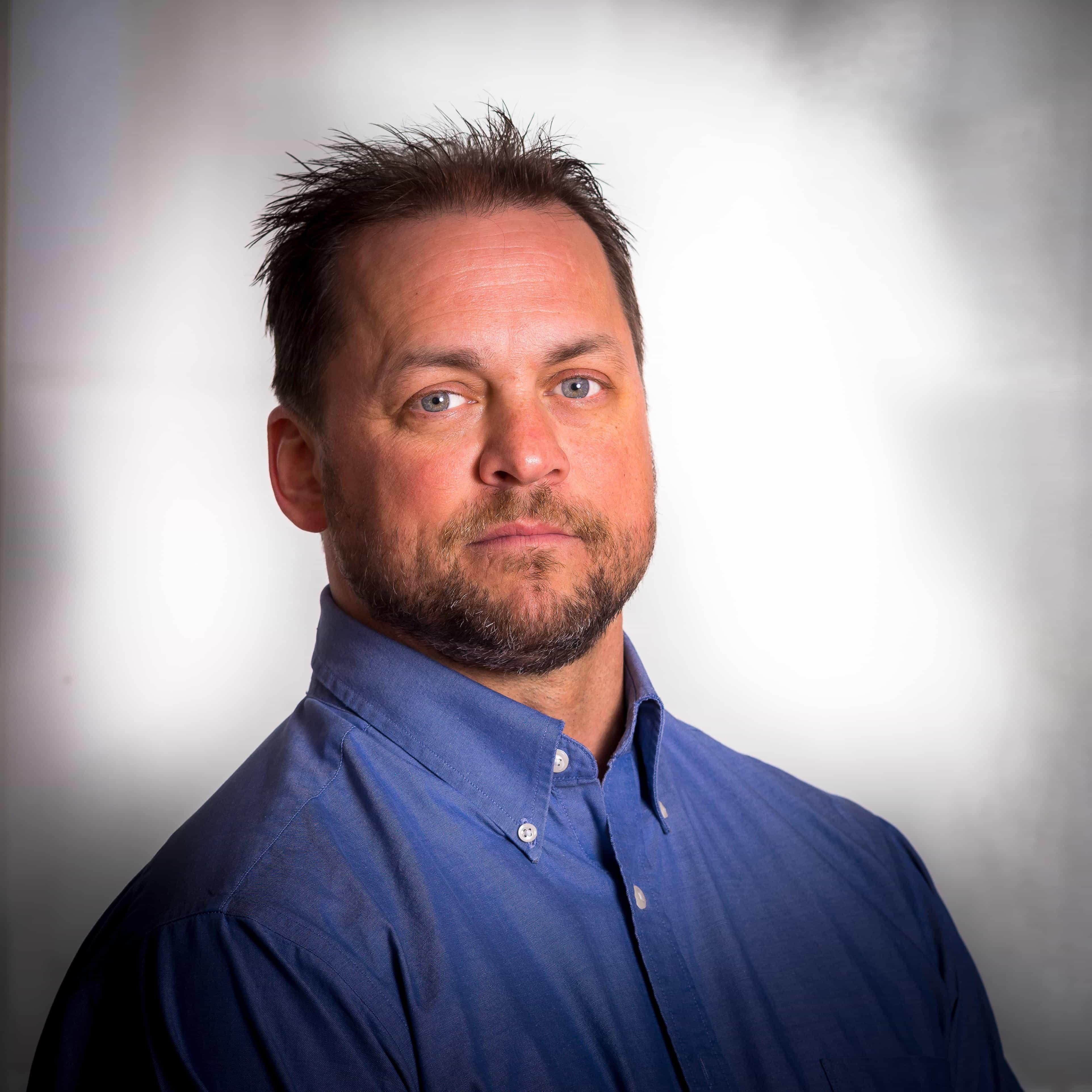 Martin Shannon - Inspecteur en batiment